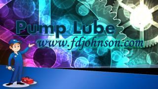 Pump Lube
