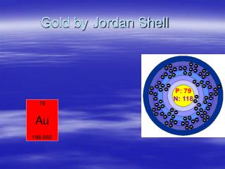 Gold by Jordan Shell