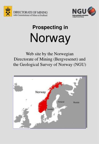 Prospecting in Norway