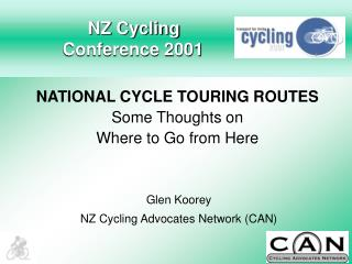 NZ Cycling			   Conference 2001