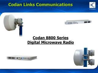 Codan Links Communications