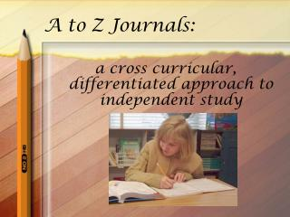 A to Z Journals: