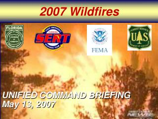 2007 Wildfires