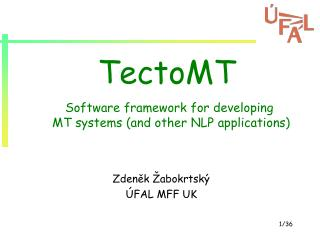TectoMT
