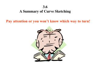 3.6 A Summary of Curve Sketching