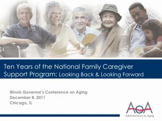 Ten Years of the National Family Caregiver Support Program:  Looking Back & Looking Forward