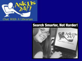 What is Ask Us 24/7?