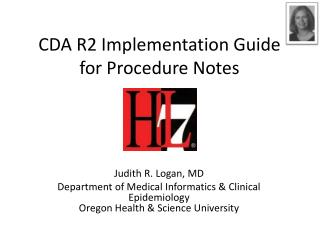CDA R2 Implementation Guide for Procedure Notes