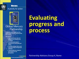 Partnership Advisory Group 4, Rome