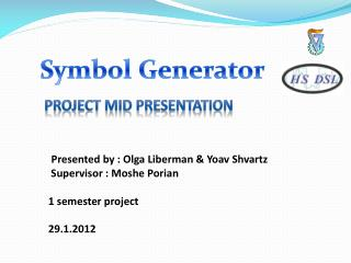 Project mid presentation