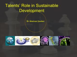 Talents' Role in Sustainable Development