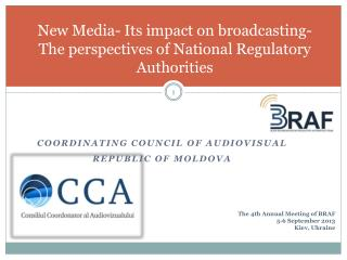 New Media- Its impact on broadcasting- The perspectives of National Regulatory  Authorities