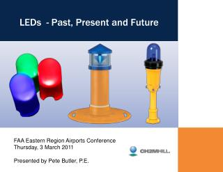 LEDs  - Past, Present and Future