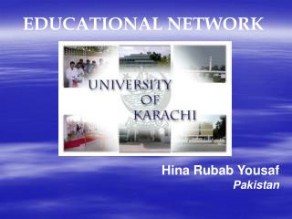 EDUCATIONAL NETWORK