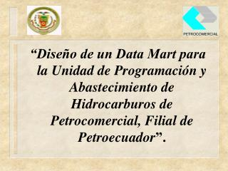 Por qué Data Warehouse ?