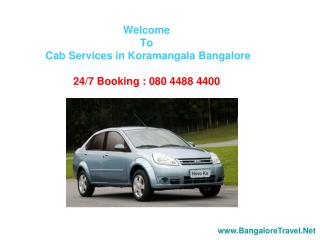 Cabs in Koramangala, Best Car Hire, Cheap Car Rental, Taxi