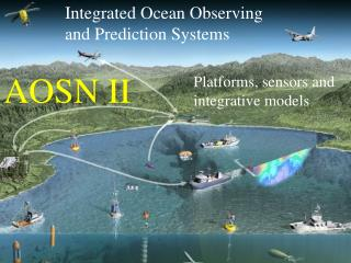 Integrated Ocean Observing  and Prediction Systems