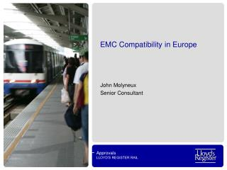 EMC Compatibility in Europe