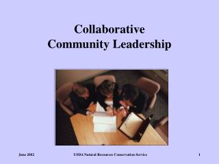 Collaborative  Community Leadership