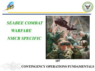 107 CONTINGENCY OPERATIONS FUNDAMENTALS