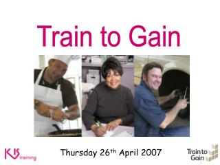 Thursday 26 th  April 2007