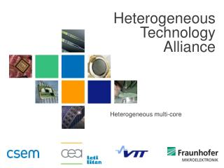 Heterogeneous multi-core