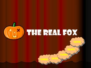 THE REAL FOX