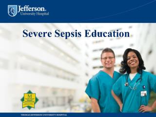 Severe Sepsis Education