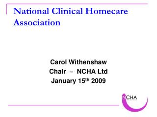 National Clinical Homecare Association