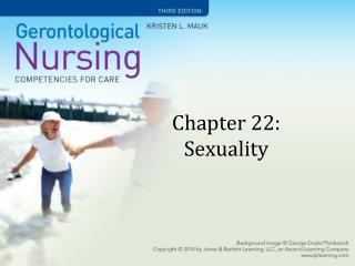 Chapter 22:  Sexuality