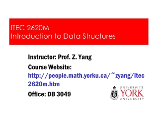Algorithms and Data Structures lecture 3