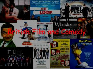 British Film and Comedy