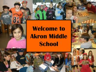 Welcome to Akron Middle School