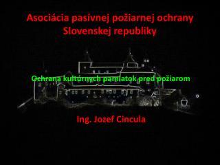 Asociácia pasívnej požiarnej ochrany Slovenskej republiky