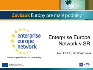 Enterprise Europe  Network v SR