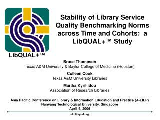 Asia Pacific Conference on Library & Information Education and Practice (A-LIEP)