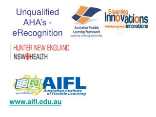 Unqualified AHA's - eRecognition