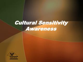 Cultural Sensitivity Awareness