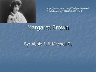 Margaret Brown