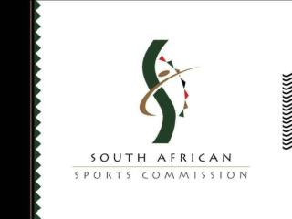 SOUTH AFRICAN SPORTS COMMISSION