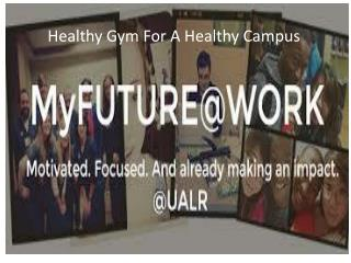 Healthy Gym For A Healthy Campus
