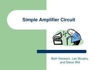 Simple Amplifier Circuit