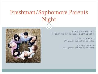 Freshman/Sophomore Parents Night