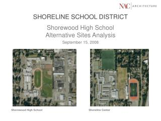 SHORELINE SCHOOL DISTRICT