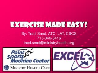 Exercise Made EASY!