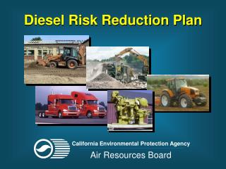 Diesel Risk Reduction Plan