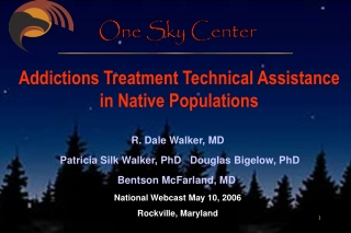 Providing Technical Assistance for Evidence-based Practices