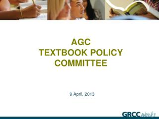 AGC  Textbook policy committee