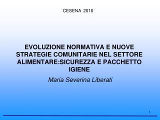 Maria Severina Liberati