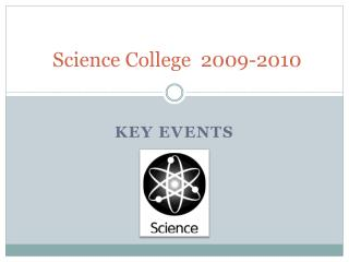 Science College  2009-2010